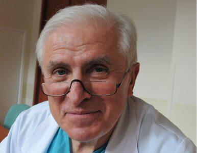 Operacje raka płuca na Mazowszu nie będą odwołane. Profesor dziękuje...