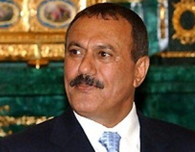 Jemen: prezydent chce odejść, demonstranci chcą go osądzić