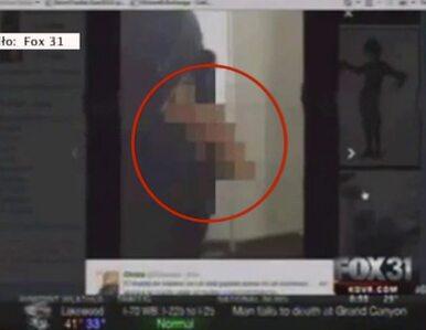 Wpadka w amerykańskiej TV. Penis... na antenie