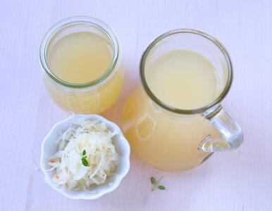 Sok z kiszonej kapusty: ile go pić i jak go przygotować samodzielnie w...