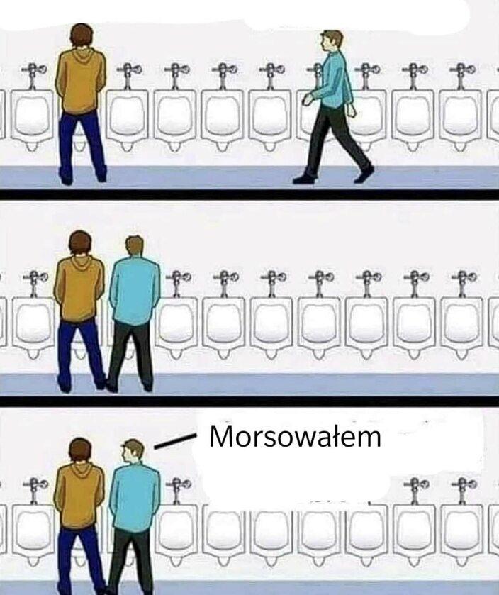 Mem z morsowania