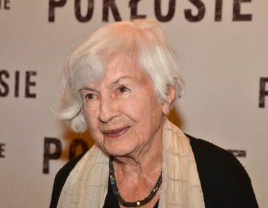 Danuta Szaflarska kończy 99 lat