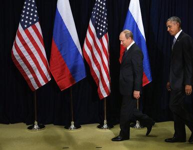 Putin i Obama rozmawiali w kuluarach szczytu APEC