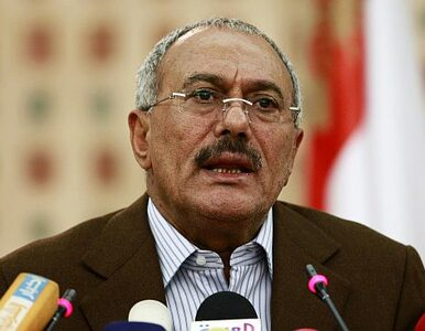 Jemen jak Egipt. Prezydent ogłasza, że odejdzie