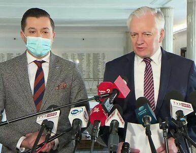 """Gowin o """"emocjach w gabinecie Kaczyńskiego"""". Wskazał dwóch ludzi, którzy..."""