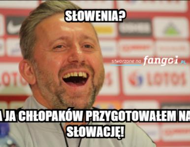 Polska przegrywa ze Słowenią! Kibice odpowiadają memami