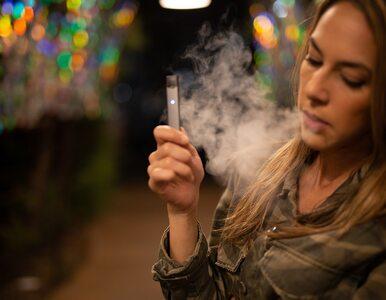 Palisz e-papierosy? Masz mniejszą odporność na koronawirusa