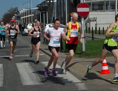 Orlen Warsaw Marathon: Kowalczyk szybsza od Małysza
