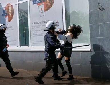 """Policja w Głogowie uderzyła kobietę? """"Ta sprawa jest bardziej..."""