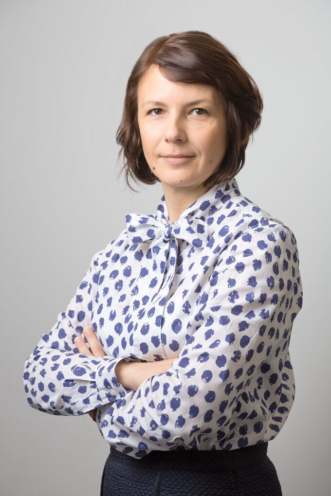 Aleksandra Skrzypczak, kierownik zespołu rekrutacji irozwoju personelu