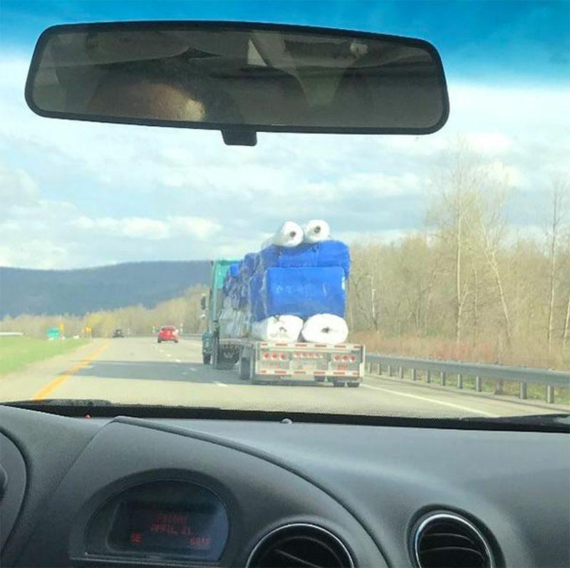 Dokąd jedziesz Ciasteczkowy Potworze?