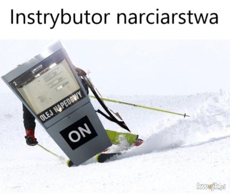 Mem z instrybutorem w roli głównej