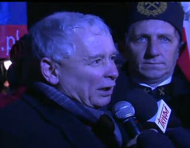 Kaczyński: suwerenność narodowa jest wystawiana na sprzedaż