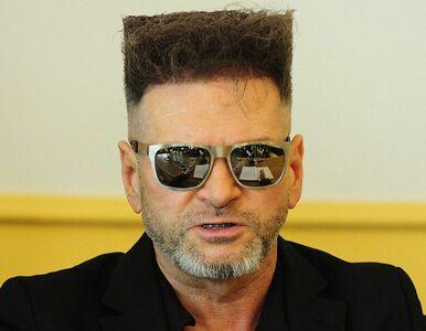 Rutkowski nie chciał zdjąć w sądzie okularów przeciwsłonecznych....