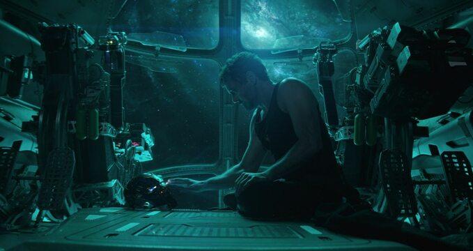 """kadr zfilmu """"Avengers: Endgame"""" (2019)"""