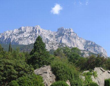 Zepsuła się kolejka górska. Turyści utknęli 130 metrów nad ziemią