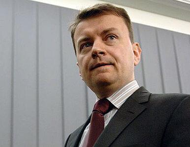 Sejmowa komisja zajmie się dziś wnioskiem PO o odwołanie Błaszczaka
