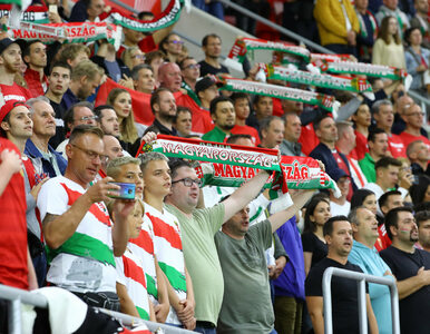 FIFA wszczęła postępowanie. Chodzi o skandaliczne zachowanie węgierskich...