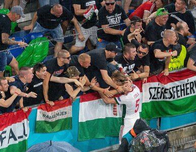 Euro 2020. UEFA ukarała Węgrów za dyskryminujące zachowania kibiców na...