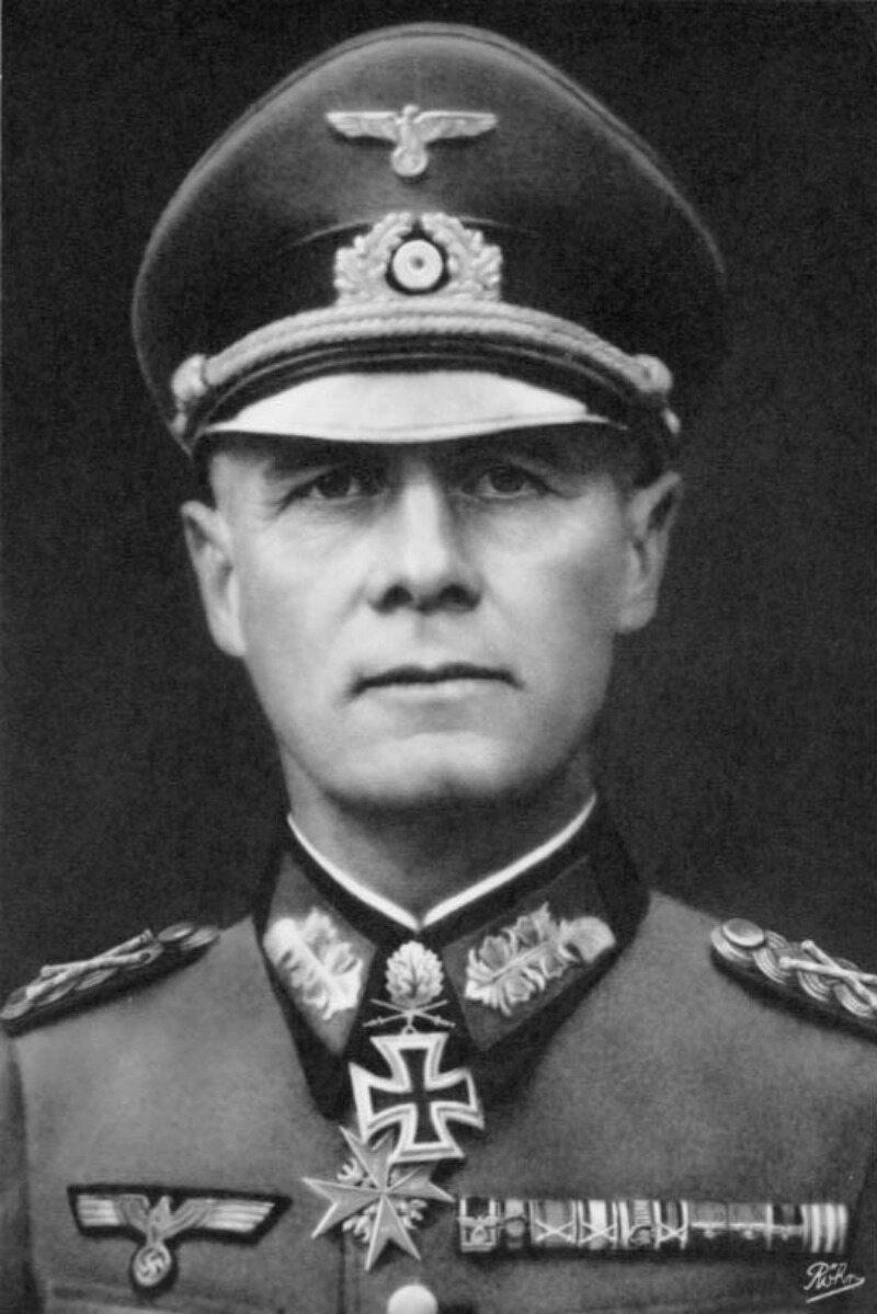 Na niemieckiego generała, legendę wojsk pancernych, Erwina Rommla mówiono: