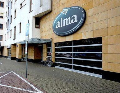 Alma Market złożyła wniosek o upadłość likwidacyjną