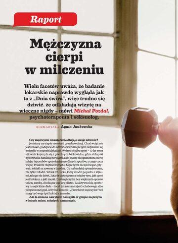 Okładka Raport Wprost – Zdrowie Polaków (2018 r.)