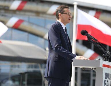 Premier Morawiecki: Dzisiejszy wróg czasami nie staje z otwartą przyłbicą
