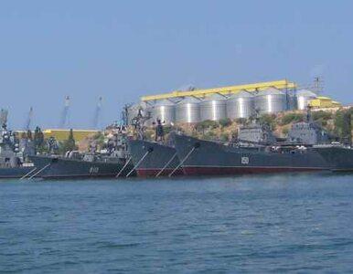 Rosja wypowiedziała Ukrainie umowę na dzierżawę portów