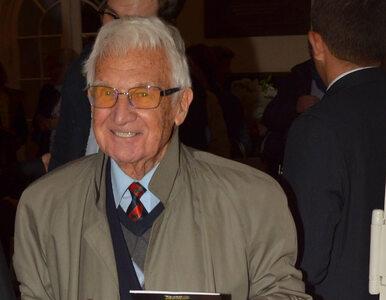 Witold Sadowy skończył 100 lat. W TVP ujawnił, że jest gejem