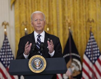 Biden o wyjściu USA z Afganistanu: Nie wiem, jak można było to zrobić,...