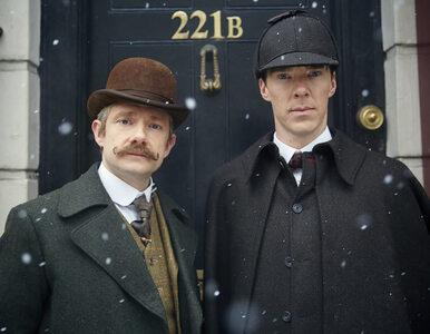 Sherlock i Upiorna Panna Młoda - opinia po seansie
