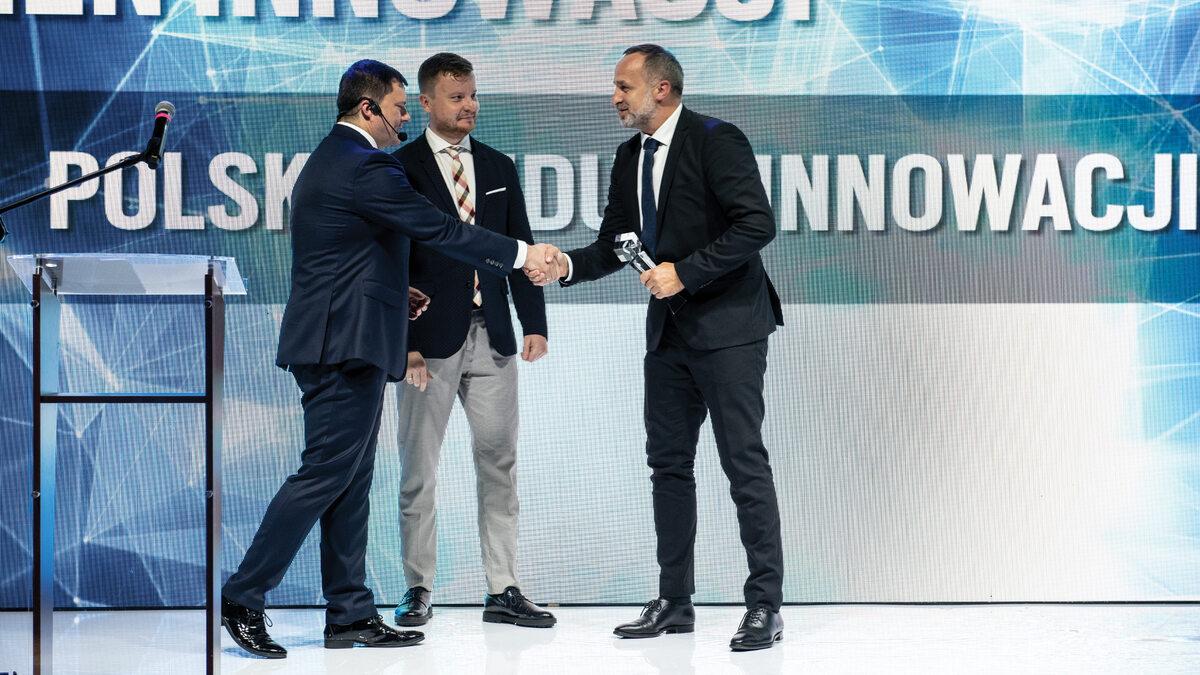 """Laureaci VIII edycji Nagrody Innowatory """"Wprost"""""""