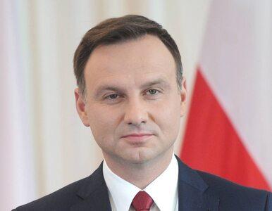 Duda zapowiedział, kto będzie ministrem w jego kancelarii