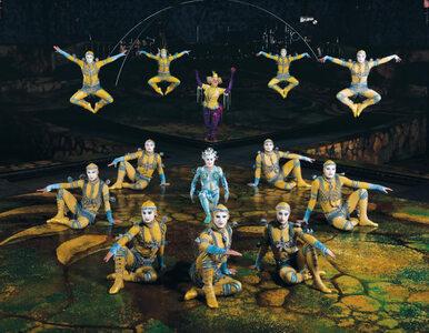 """Wielkie widowisko. Cirque du Soleil przyjeżdża z """"Alegríą"""""""