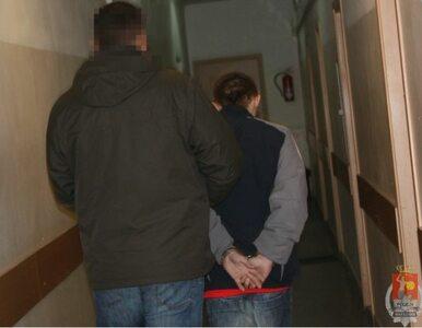 Warszawa: 25-latek miał pornografię dziecięcą w telefonie