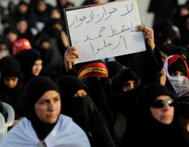 Bahrajn: protestowali, więc dostali dożywocie