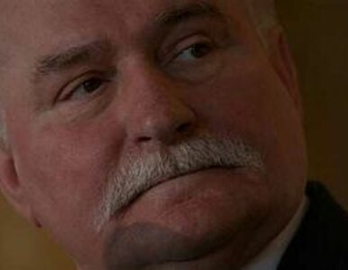 Wałęsa o J. Kaczyńskim: jest niezrównoważony