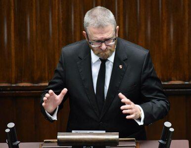 """Grzegorz Braun nie zamierza przepraszać ministra zdrowia. """"Nie grożę..."""