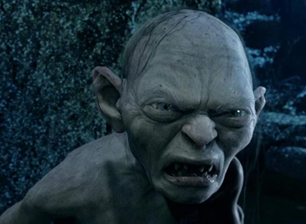 Gdzie Gollum obiecał zaprowadzić Froda i Sama?