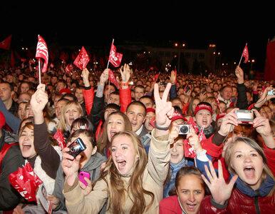 """""""Naród ukraiński popiera opozycję. Mamy nadzieję, że w wyborczą noc nie..."""