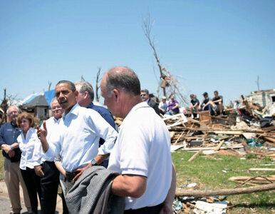 Obama: to tragedia na skalę kraju i taka będzie pomoc