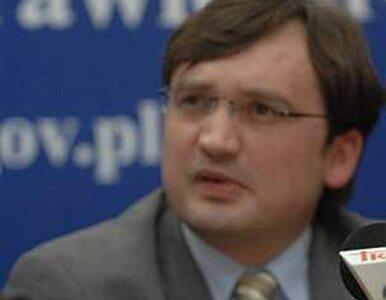 Ćwiąkalski: prokuratura sprawdza nagranie Ziobry