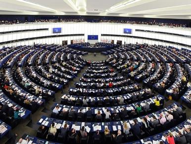 """Fala komentarzy po przyjęciu rezolucji PE. """"Obowiązek obywatelski..."""