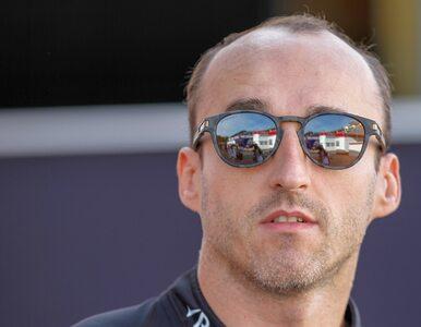 Robert Kubica zostaje w Formule 1. Orlen sponsorem tytularnym jego zespołu