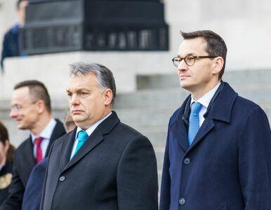 Viktor Orban po wizycie premiera Morawieckiego: Jeszcze Polska nie...