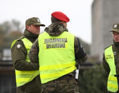 Decyzja Morawieckiego. Żandarmeria Wojskowa pomoże policji w ochronie...