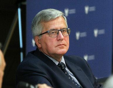 Nowak porównał się do Komorowskiego. Co na to były prezydent?