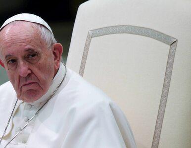 Wyciekł papieski dokument. Franciszek zgadza się na częściowe zniesienie...