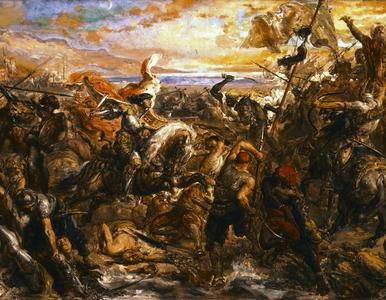 Władysław Warneńczyk zginął w bitwie z Turkami. Syn Jagiełły miał...