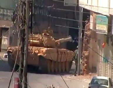 Syria: rebelianci kontratakują